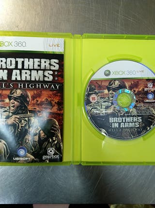Brothers In Arms, Xbox 360