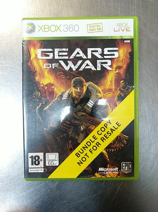 Gears Of War, Xbox 360