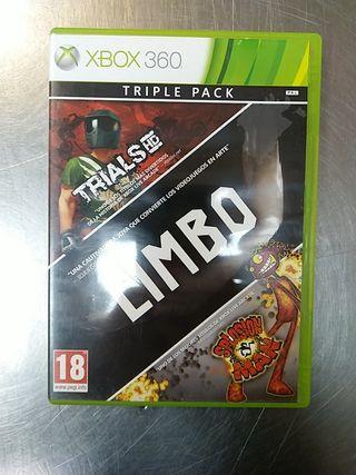 Triple Pack, Xbox360