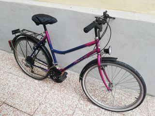 bicicleta cuidad