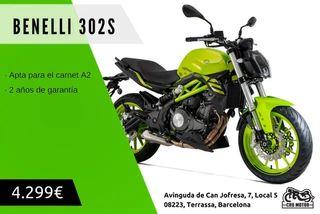 Benelli 302 S - OFERTA DESCUENTO