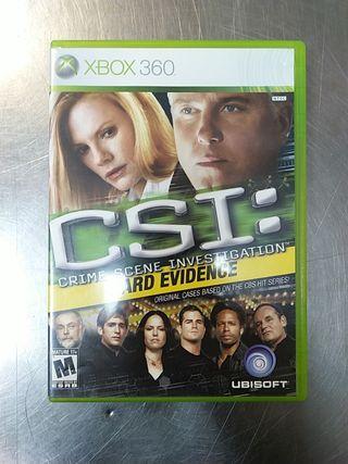 CSI, Xbox360