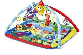 Gimnasio alfombra infantil de actividades y juegos