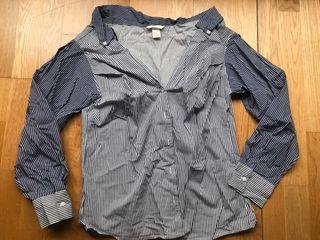 camisa hombros descubierto