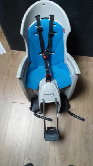 silla portabebes bicicleta