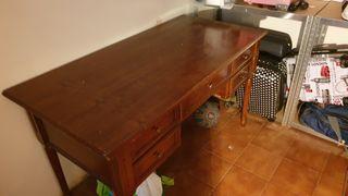 mesa despacho 2 cajones