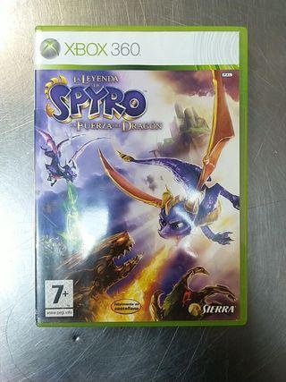 Spyro, La Fuerza del Dragón, Xbox 360