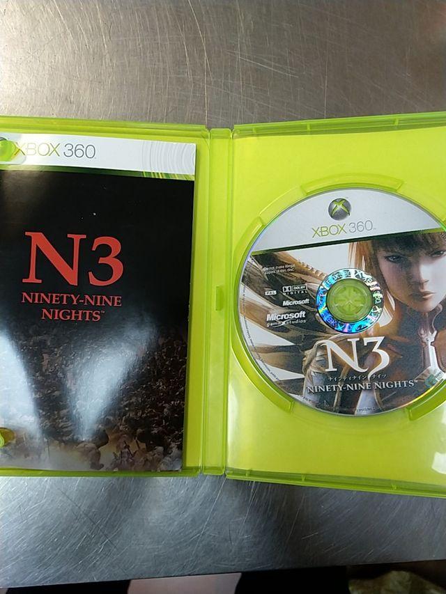N3 Ninety-Nine Nights, Xbox 360
