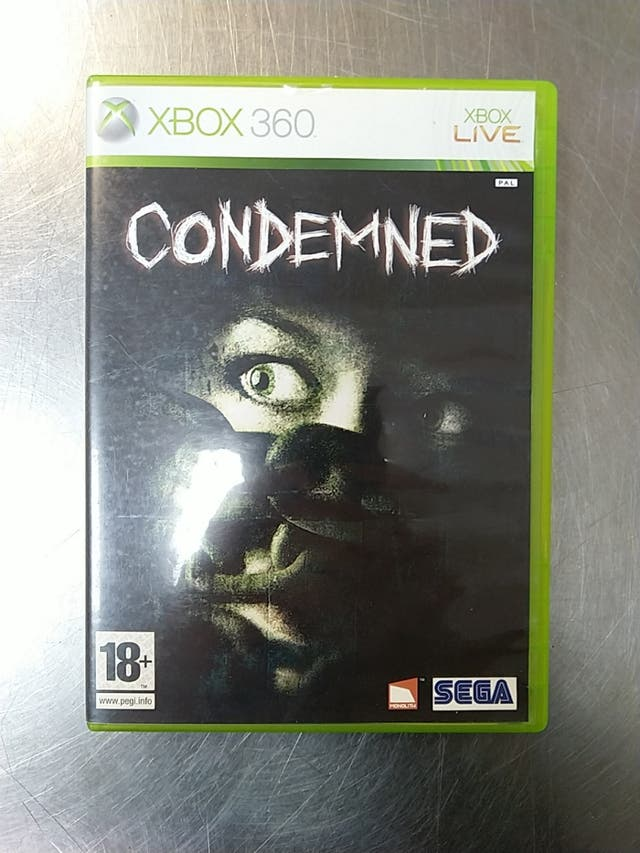 Condemned, Xbox 360
