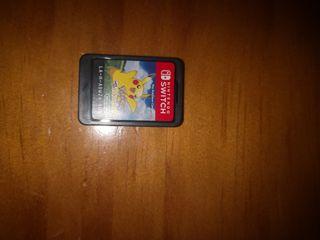 let's go Pikachu pokemon