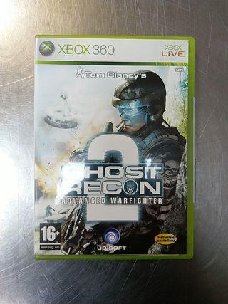 Ghost Recon 2, Xbox 360