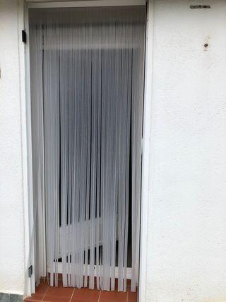 Cortina para puerta