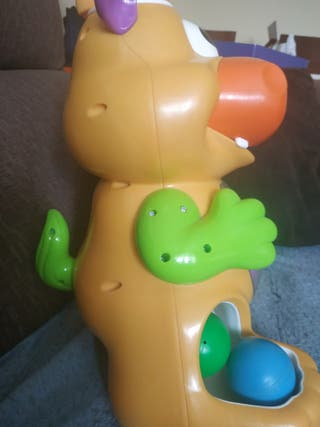 hipopótamo divertido
