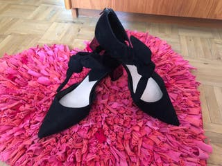 Zapatos bajos fiesta