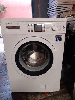 lavadora bosch de 8 kg serie 6