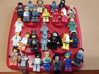 Lego Minifiguras Varias