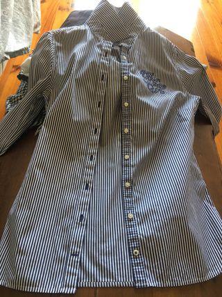 Camisa rayas chica Pedro del Hierro