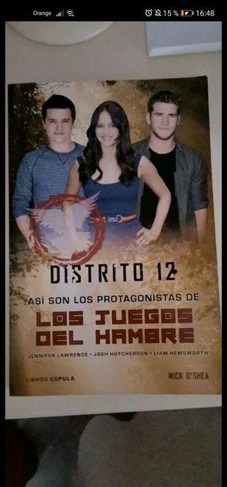 DISTRITO 12: LOS JUEGOS DEL HAMBRE