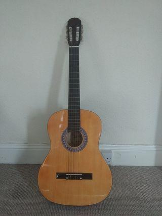 Guitar for beginners - Lauren 100N