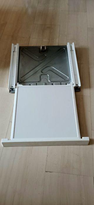Kit de unión lavadora-secadora Miele WTV 406