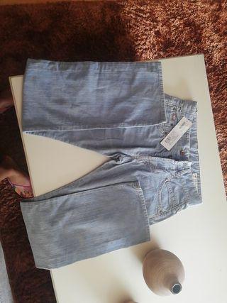 Pantalón Vintage Pana Campana