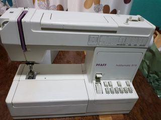 pfaff hobbymatic 919 máquina de coser en muy buen