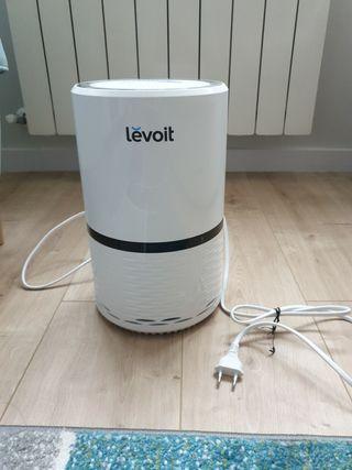 Purificador aire Levoit filtro Hepa y Carbón