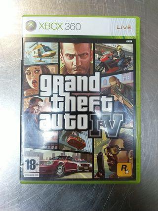 GTA IV, Xbox 360