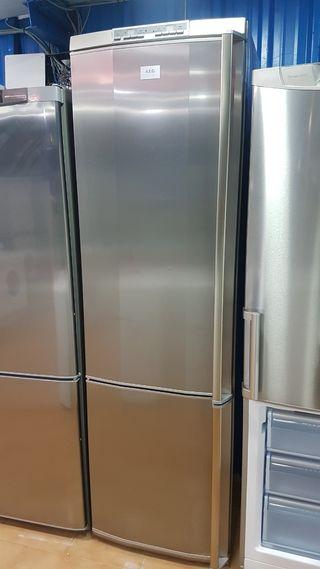 frigorífico combi AEG inox no frost 2 metros
