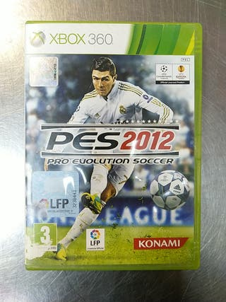 PES 2012, Xbox360