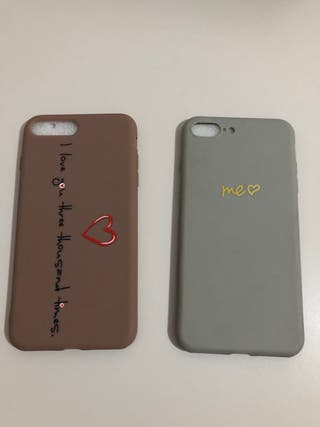 Funda iPhone 7-8 plus