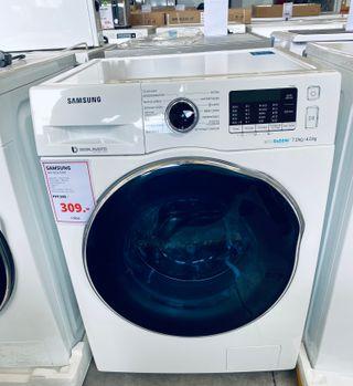 Lavasecadora Samsung 7Kg+ 4Kg Digital Inverter