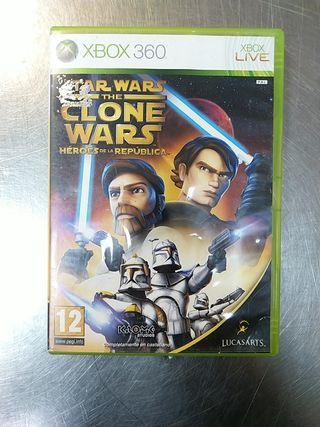 Star Wars, Héroes de la República, Xbox360