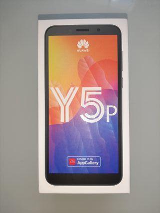 Teléfono HUAWEI Y5P Blue