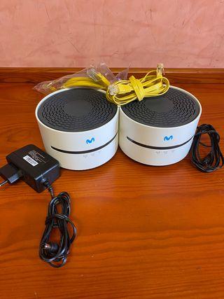 Amplificadores Smart Wifi de Movistar