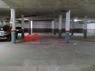 Alquilo o vendo plaza de garaje en Mula