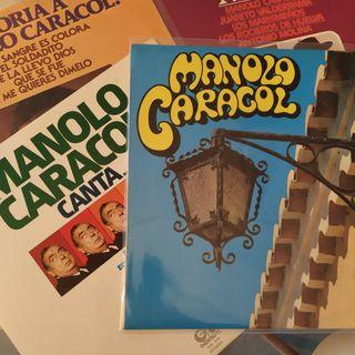 Lote 4 discos vinilos de flamenco
