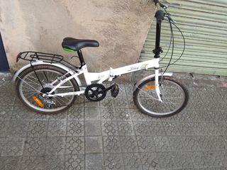 Bicicleta plegable Folding Park F20,Como nueva.