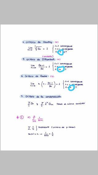 Ayuda exámenes matemáticas universidad