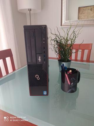 PC Fujitsu Esprimo E710 i5 3470 3,2 500G 8G W10Pr