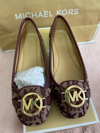 Manoletinas Michael Kors