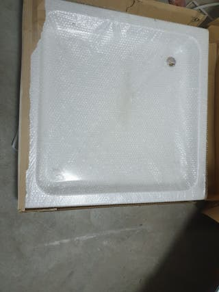 Plato de ducha 90x90 nuevo