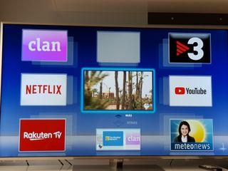 TV PANASONIC VIERA LCD 55'