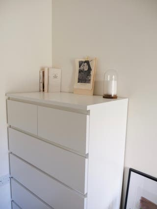 """Chest of 6 drawers """"Malm"""""""