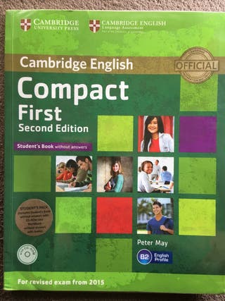 Compact First Second Edition Cambridge English