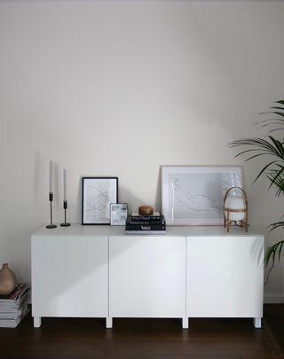 "TV bench ""Besta"" Ikea"
