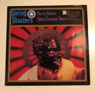 "Harry Edison & Eddie ""Lockjaw"" Davis /Vinilo Jazz"