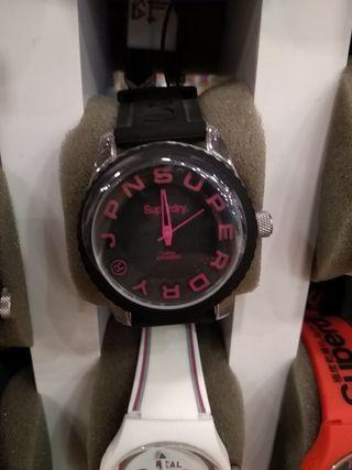 reloj superdry