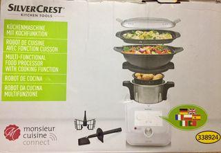 Robot de cocina NUEVO Monsieur Cuisine Connect