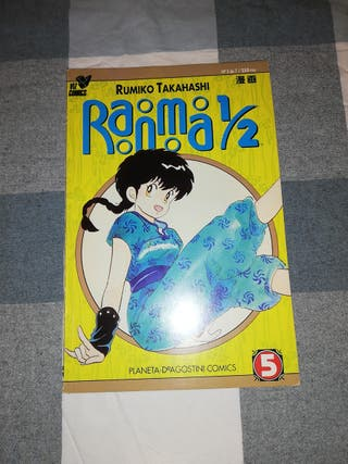 Cómic Ranma